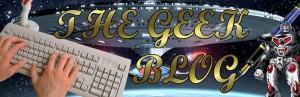 Geek Blog Headline Image