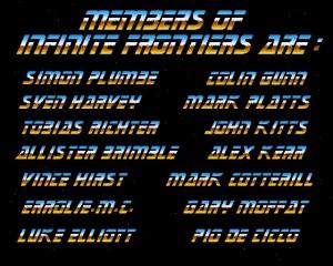 Infinite Frontiers Team Circa December 1993 Part 1