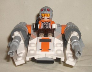 LEGO Star Wars Microfighters Snowspeeder 2