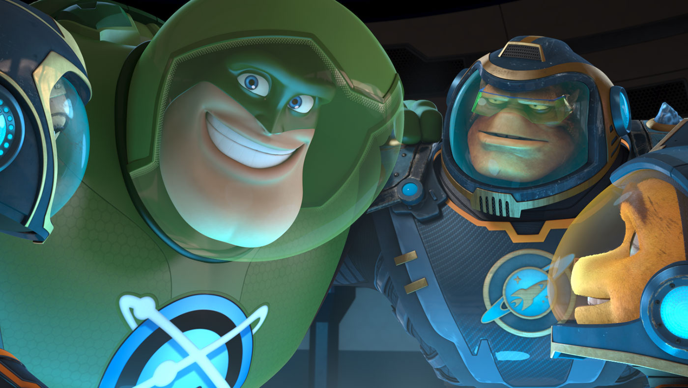 Ratchet and Clank Movie 1