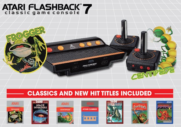 """New"" Atari console coming… with a portable in tow!"