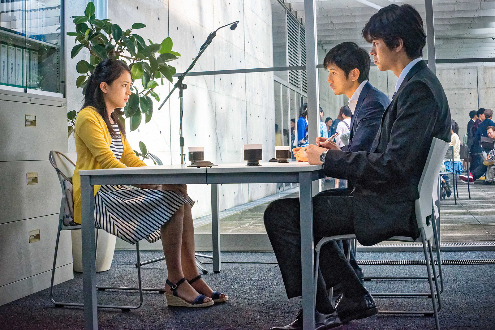 "The character of ""Ms. Honda"" is one such loose end: enigmatic, but in the end, seemingly inconsequential."
