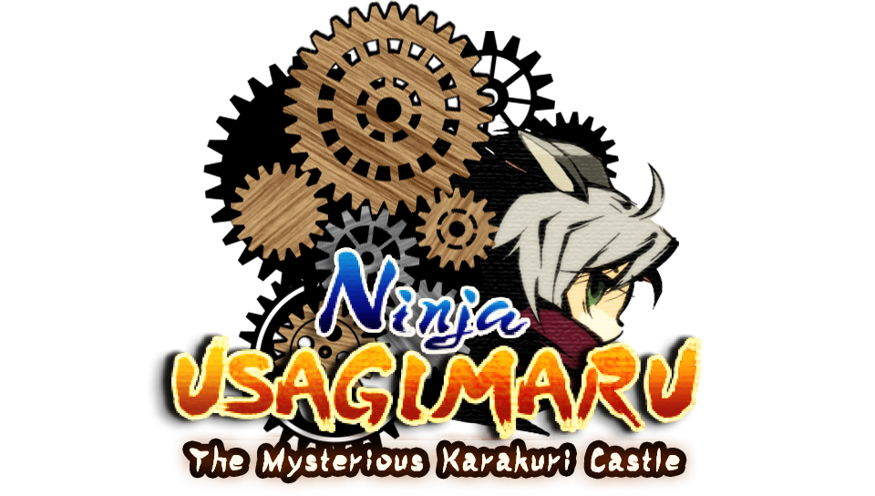 """Sharpen your puzzle skills """"Ninja Usagimaru"""", coming to the 3DS!"""