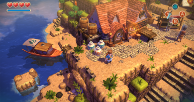 Game Review: Oceanhorn: Monster of Uncharted Seas (Switch)