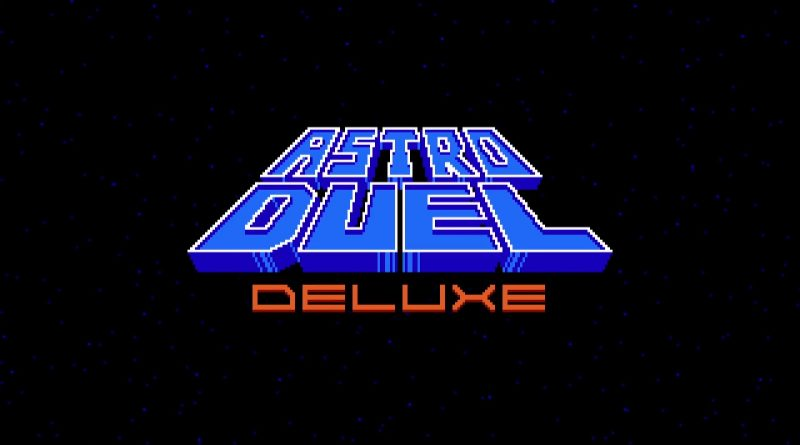 Game Review: Astro Duel Deluxe (Switch)