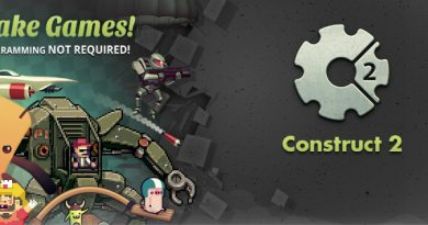 (Feature) Construct 2: Game making for the masses