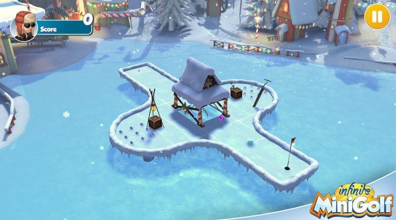 Game Review: Infinite Minigolf (Switch)