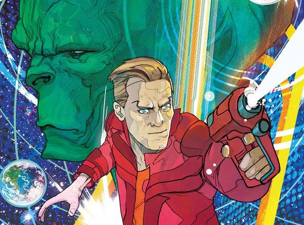 Comic Review: Dan Dare Issue #1