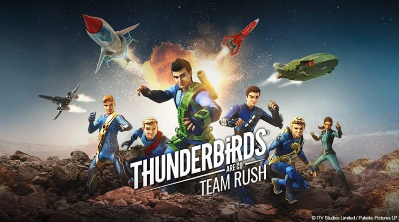 Game Review – Thunderbirds Are Go: Team Rush (iOS / Android)