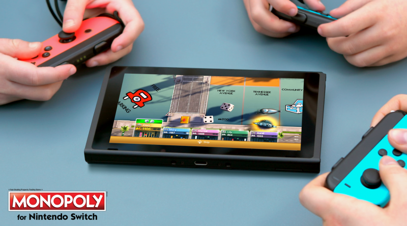 Game Review: Monopoly for Nintendo Switch (Switch)