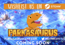 Dinosaurs, parks and management: WashBear's Parkasaurus comes to PC 2018