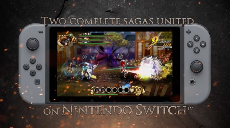 Fallen Legion: Rise to Glory coming to Switch