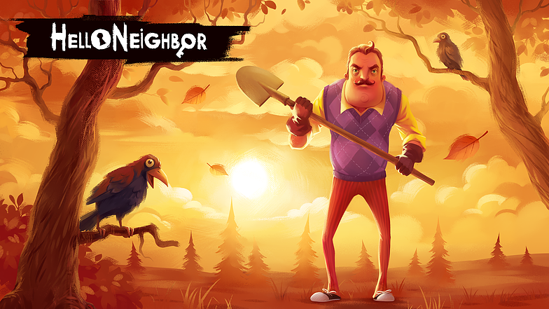 tinyBuild Announces 6 Switch Games, including Hello Neighbor and Party Hard