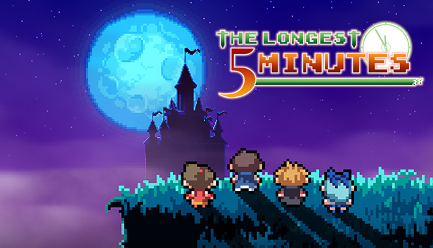 """""""The longest five minutes"""" out now on Switch, Vita"""