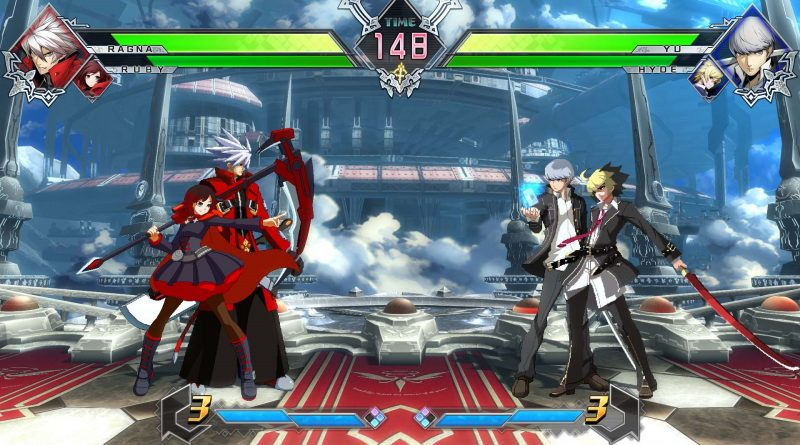 BLAZBLUE CROSS TAG BATTLE is Coming to Europe in 2018!