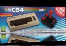 Console Review: TheC64 Mini
