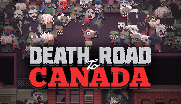 "New ""Death Road to Canada"" trailer live!"