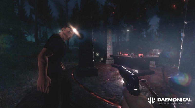 """Daemonical"" bringing survival horror to Steam SOON!"