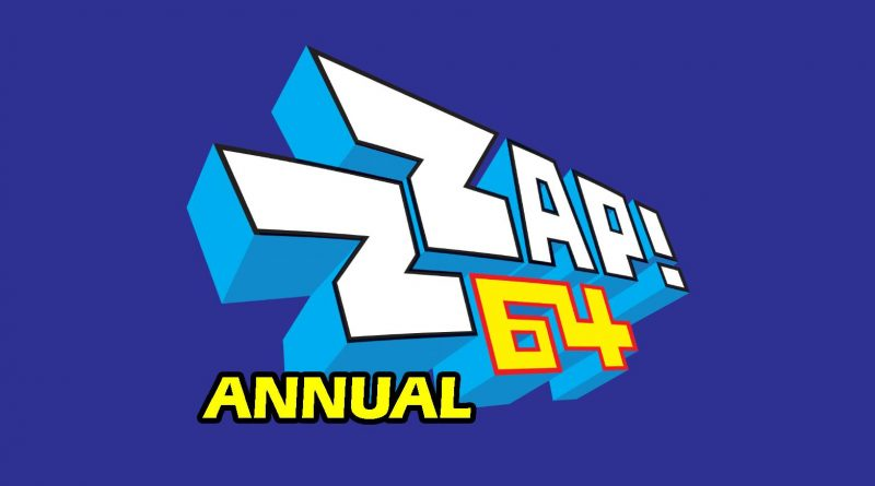 ZZap! 64 for the Commodore 64 coming back!