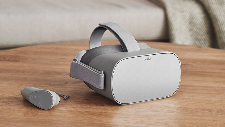 """Oculus Go"" hardware review: the VR equivalent of dial-up"