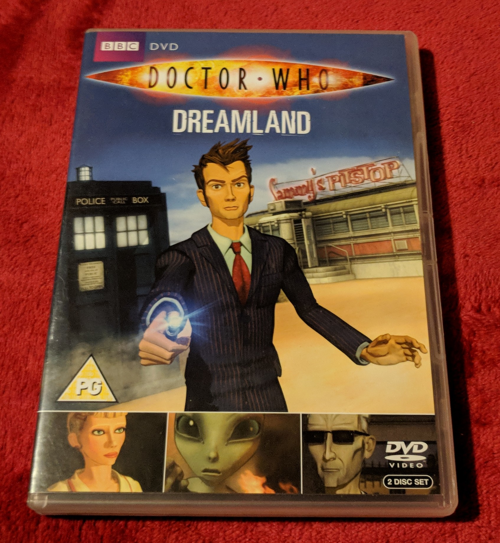 Doctor Who - Dreamland