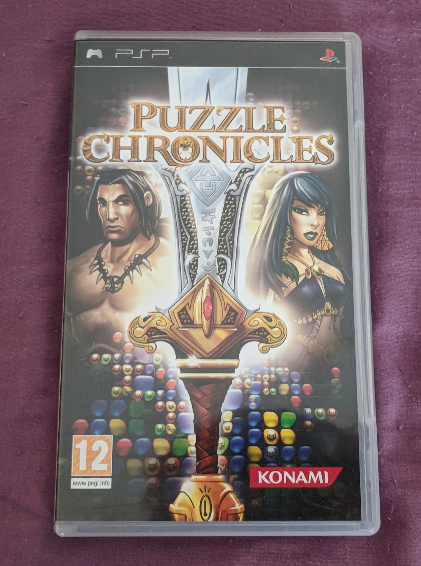 Puzzle Chronicles - PSP