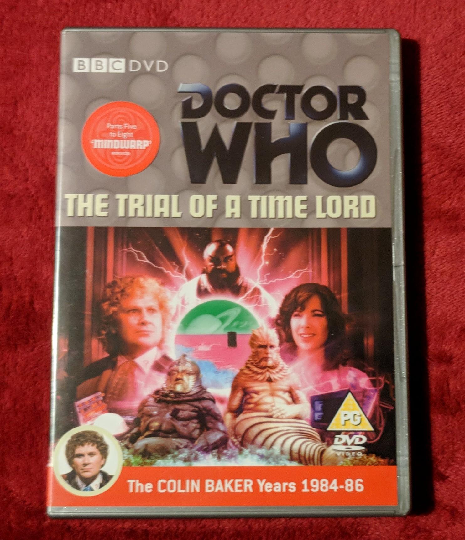 Doctor Who - Mindwarp