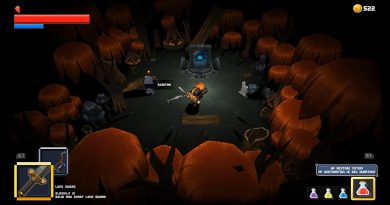 Game Review: Survive! Mr. Cube (Switch)