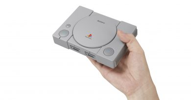 Sony Unveils PlayStation Classic