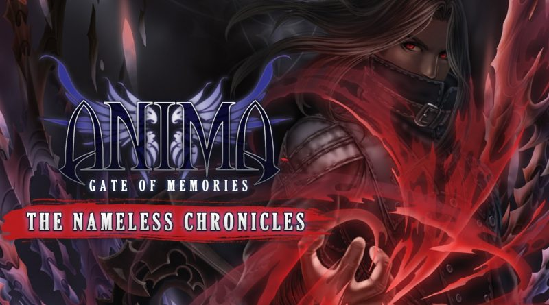 Game Review: Anima: Gate of Memories The Nameless Chronicles (Switch)