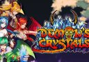 Demon's Crystals is a mental twin-stick shooter available now on Switch