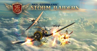 Game Review: Sky Gamblers: Storm Raiders (Switch)