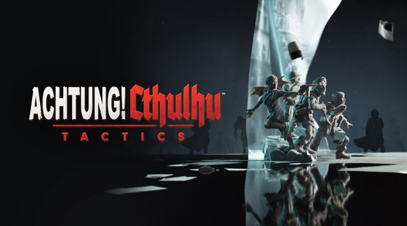 Achtung! Cthulhu Tactics launches on Nintendo Switch January 24th