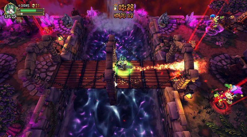 Game Review: Demon's Crystals (Switch)