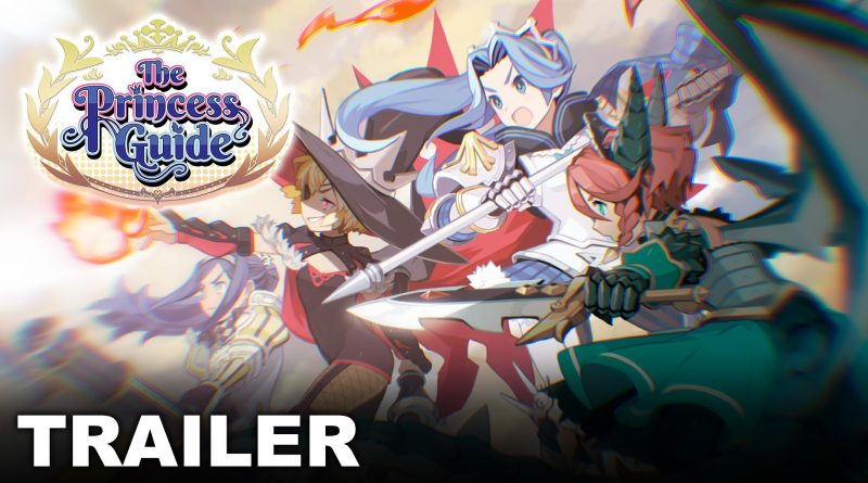 Get Royally Schooled in a  New Trailer for The Princess Guide!