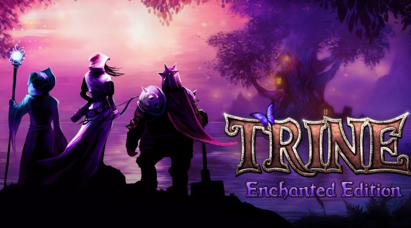 Game Review: Trine Enchanted Edition (Switch)